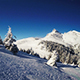 Snowed Mountains - VideoHive Item for Sale