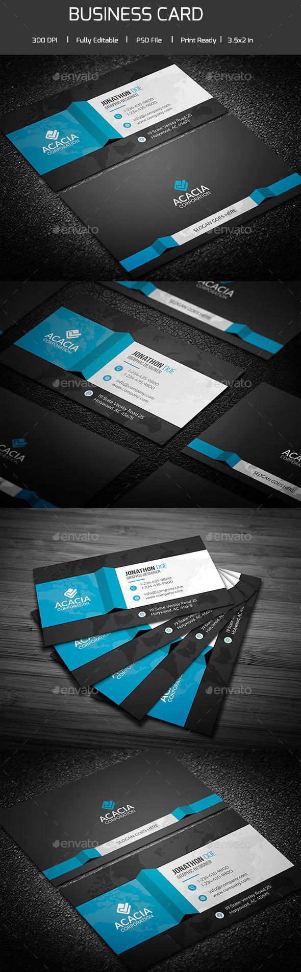 Creative Business card 02 - Creative Business Cards