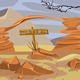 2 Desert Landscape Backgrounds - GraphicRiver Item for Sale