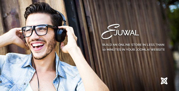 Ejuwal – Clean and Powerful J2store Templates