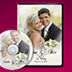 Wedding DVD Case Cover - GraphicRiver Item for Sale