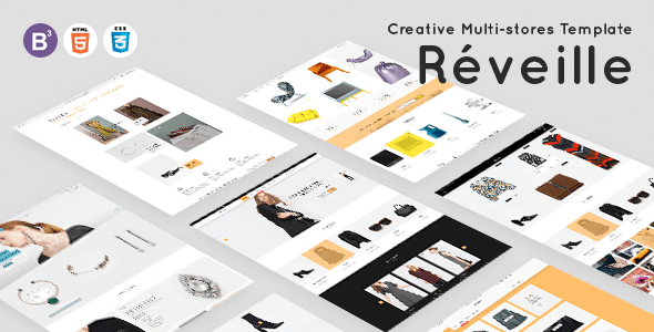 Réveille - Premium Responsive Shopify Theme - Fashion Shopify