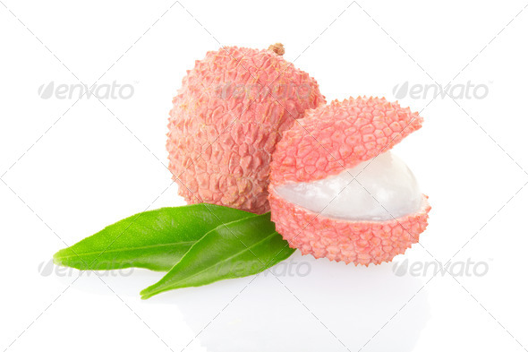 Lychee - Stock Photo - Images