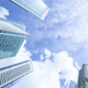 Clouds Over Buildings - VideoHive Item for Sale
