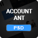 Accountant - Bootstrap PSD Template Nulled