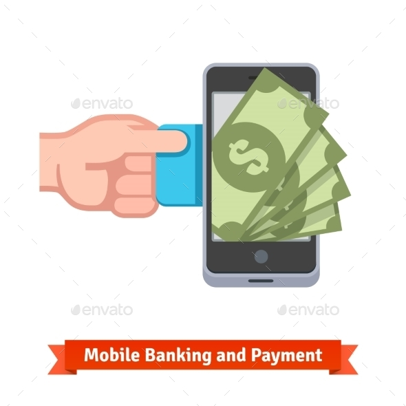 Mobile Payments Concept - Concepts Business