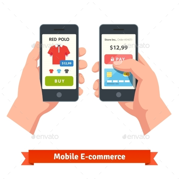 Online Shopping Concept - Commercial / Shopping Conceptual