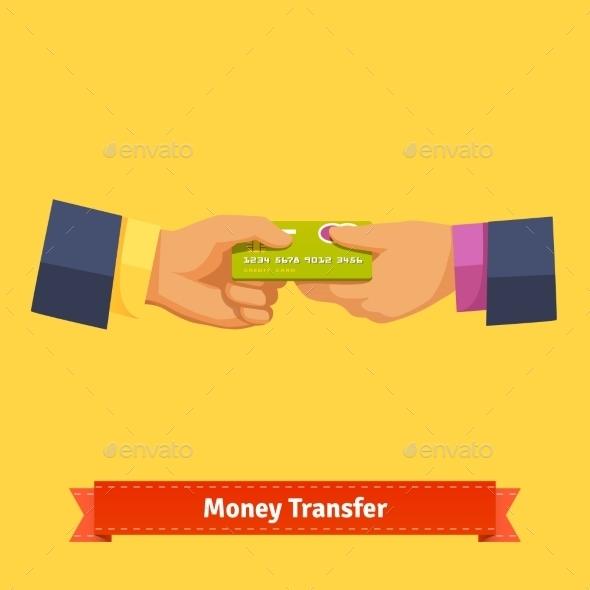 Business Transaction Concept - Concepts Business