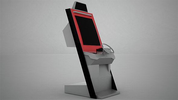 3D Arcade Game - 3DOcean Item for Sale
