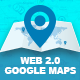 Web 2.0 Google Maps plugin for WordPress - CodeCanyon Item for Sale