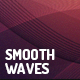 Abstract Smooth Waves Backgrounds - GraphicRiver Item for Sale