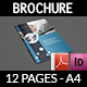 Corporate Brochure Template Vol.42 - 12 Pages - GraphicRiver Item for Sale