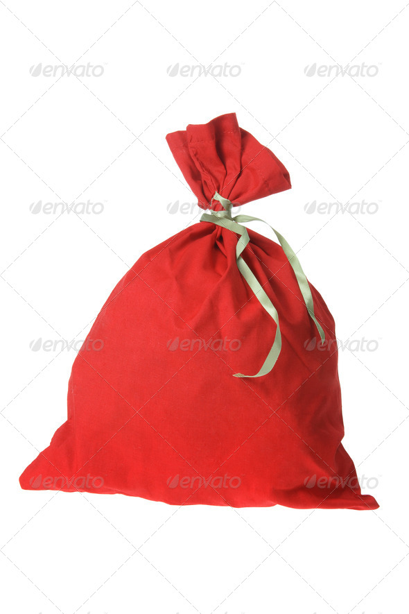 Gift Bag - Stock Photo - Images