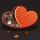 Valentine Chocolates - GraphicRiver Item for Sale