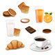 Morning Breakfast with Coffee - GraphicRiver Item for Sale