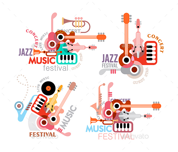 Music Festival Poster - Miscellaneous Vectors