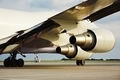 Engines of the cargo airplane - PhotoDune Item for Sale