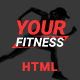 YourFitness — Sport Blog, Fitness Club, Gym Theme