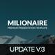 Millionaire - Premium Powerpoint Template - GraphicRiver Item for Sale