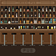 Bar Interior with Counter - GraphicRiver Item for Sale