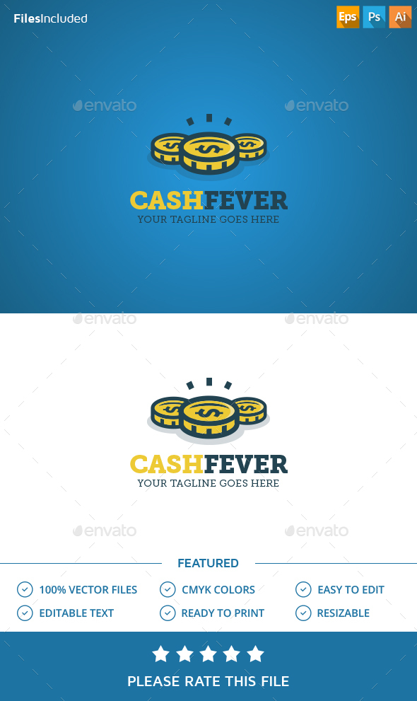 Money Logo - Objects Logo Templates