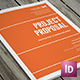 Simple Proposal Template - GraphicRiver Item for Sale
