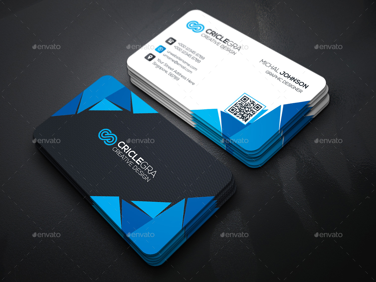 Creative Business Card by generousart   GraphicRiver