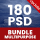 Bundle Multipurpose Banners Ads - 10 Sets - GraphicRiver Item for Sale