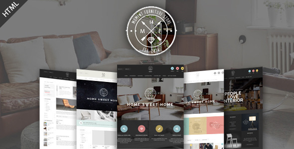 Moment - Supreme Furniture Template  - Shopping Retail