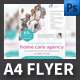 Family Care A4 Flyer Template - GraphicRiver Item for Sale
