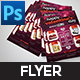 Valentine Day Flyer - GraphicRiver Item for Sale