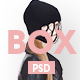 BOX - Elegant Ecommerce PSD Templates Nulled