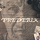 My name is Fredereik - GraphicRiver Item for Sale