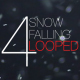 Snow Falling Pack - VideoHive Item for Sale