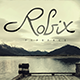 Robix Typeface - GraphicRiver Item for Sale