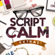 Script Calm Typeface - GraphicRiver Item for Sale