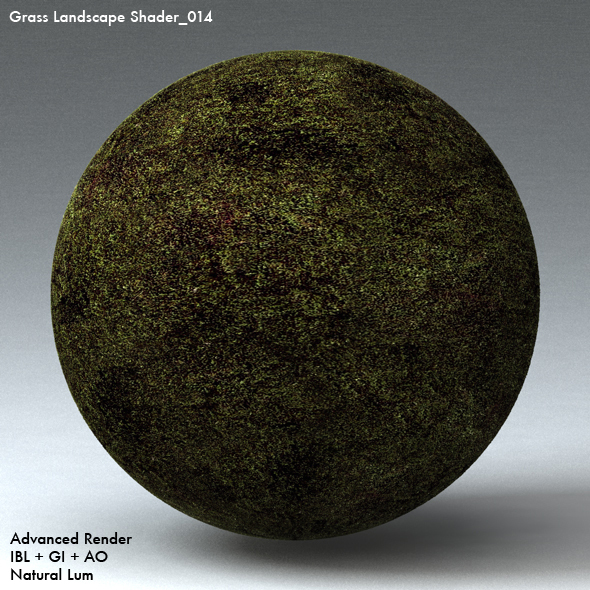 Grass Landscape Shader_014 - 3DOcean Item for Sale