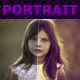 Portrait Actions I-Graphicriver中文最全的素材分享平台