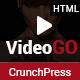 VideoGo - Responsive Video Site Template Nulled