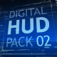 HUD Pack 02 - VideoHive Item for Sale