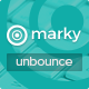 Marky -  Marketing Unbounce Landing Page - ThemeForest Item for Sale