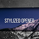 Stylized Opener - VideoHive Item for Sale