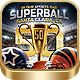 Super Ball American Football Flyer Template - GraphicRiver Item for Sale