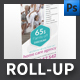 Family Care Roll-up Template - GraphicRiver Item for Sale