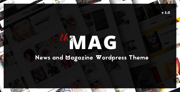 TheMag – WordPress Magazine Theme with Paid Article Submission System and BuddyPress Support