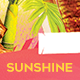 Sunshine Festival Flyer - GraphicRiver Item for Sale