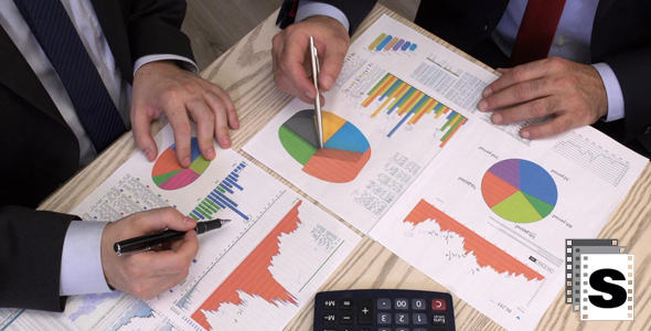 Sales Data Analysis by stockfactory | VideoHive