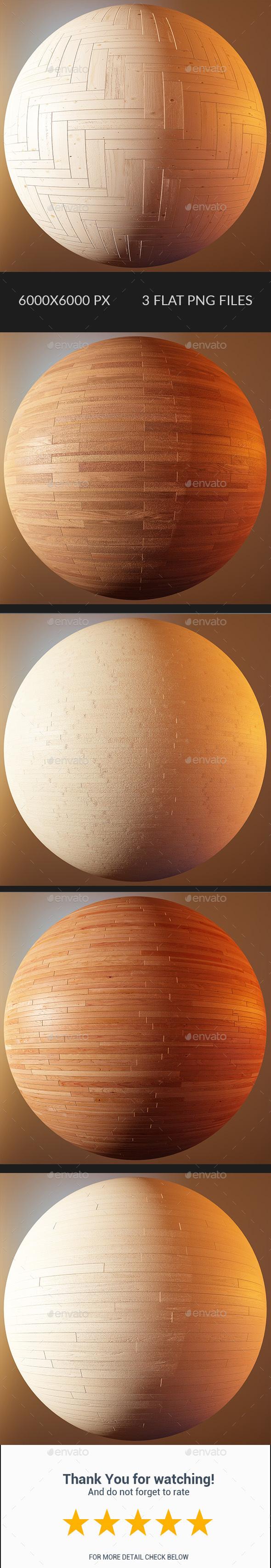 Flooring Texture - Vol 004 - 3DOcean Item for Sale