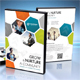 Corporate Business DVD Cover Template V05