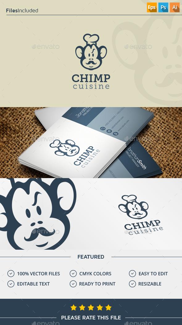 Chef Logo - Animals Logo Templates